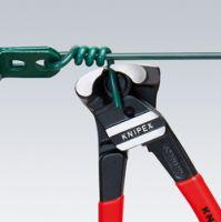 Болторез торцовый с высокой передачей усилия KNIPEX 61 02 200  KN-6102200